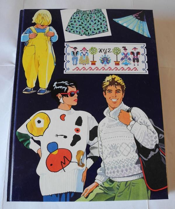 Das Grosse Buch Der Handarbeiten Ix 400 Seiten Ideen Zum Stricken