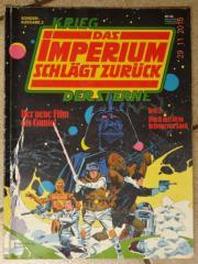 Das Imperium schlägt zurück Comic