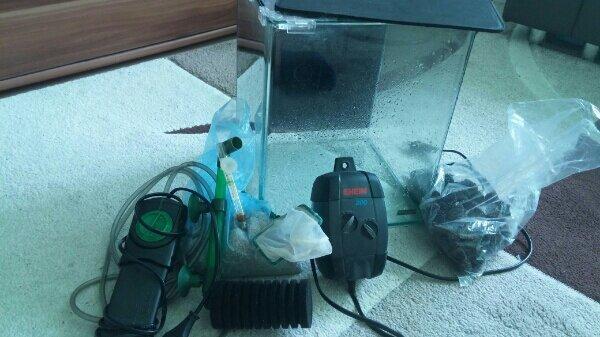 nano 20l kleinanzeigen aquaristik kaufen verkaufen bei deinetierwelt. Black Bedroom Furniture Sets. Home Design Ideas