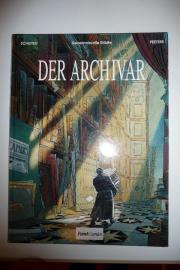Der Archivar, Geheimnisvolle