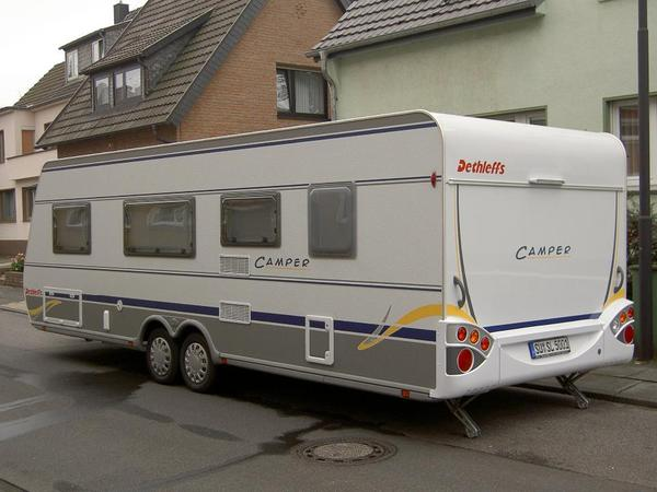 Dethleffs 650 Sk Camper In Top Zustand In Troisdorf