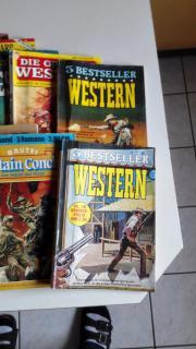 Diverse Westernsammelbände