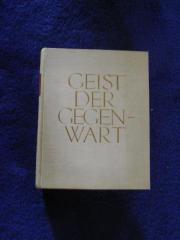 Dr. Erasmus - Geist