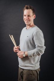 Drummer (34 Jahre)
