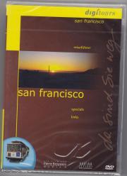 DVD San Francisco neuwertig - Digitours