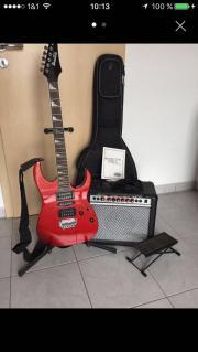 E-Gitarre Komplettset