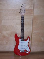 E-Gitarre (rot,
