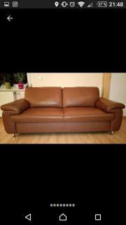 Echtleder Sofa Und Sessel In Boitzenburg Polster Sessel Couch Kaufen Und Verkaufen Ber
