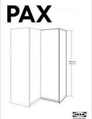 pax schrank eckelement haushalt m bel gebraucht und neu kaufen. Black Bedroom Furniture Sets. Home Design Ideas