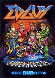 Edguy - Superheroes DVD