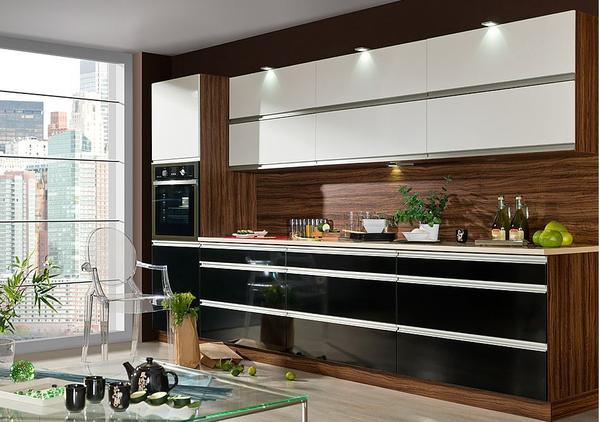 einbauk che hochglanz k chenblock k chenzeile in berlin k chenzeilen anbauk chen kaufen und. Black Bedroom Furniture Sets. Home Design Ideas