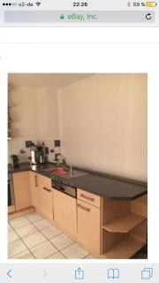 Einbauküche mit allen Elektrogeräte in L-Form in Castrop-Rauxel ... | {Küchen l form mit elektrogeräten 72}