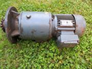 El-Getriebe-Motor