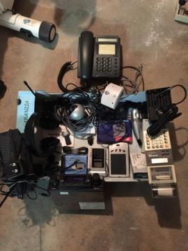 Bild 4 - Elektronik gemischt 1 Kiste an - Starnberg
