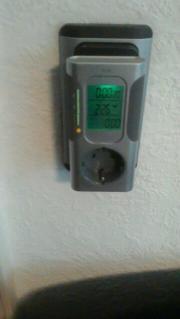 Energieverbrauchsmessgerät!