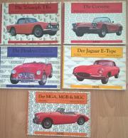 Engl Roadster und Corvette