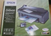 EPSON DX8450 Kombigerät - defekt an