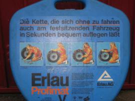 Schneeketten - Erlau-Profimat-Schneeketten