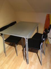 Esstisch milchglas  Ikea Tisch Milchglas - Haushalt & Möbel - gebraucht und neu kaufen ...