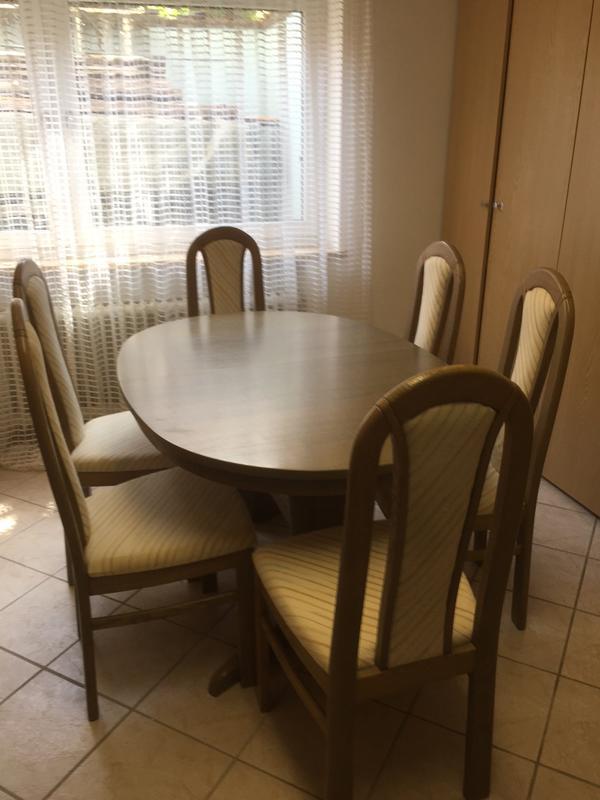 tisch oval kaufen tisch oval gebraucht. Black Bedroom Furniture Sets. Home Design Ideas