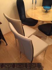Esstisch Stühle Weisses