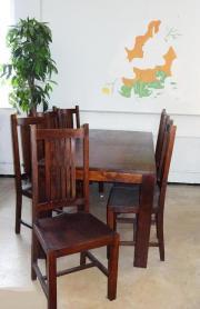 Esszimmer 8 Stühle