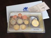 EURO Münzsammlung Tallin