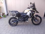 F800GS Adventure zu