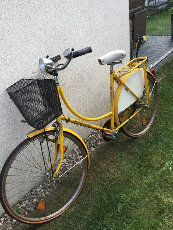 fahrrad oldtimer ra a a cklicht gebraucht kaufen nur 2 st. Black Bedroom Furniture Sets. Home Design Ideas