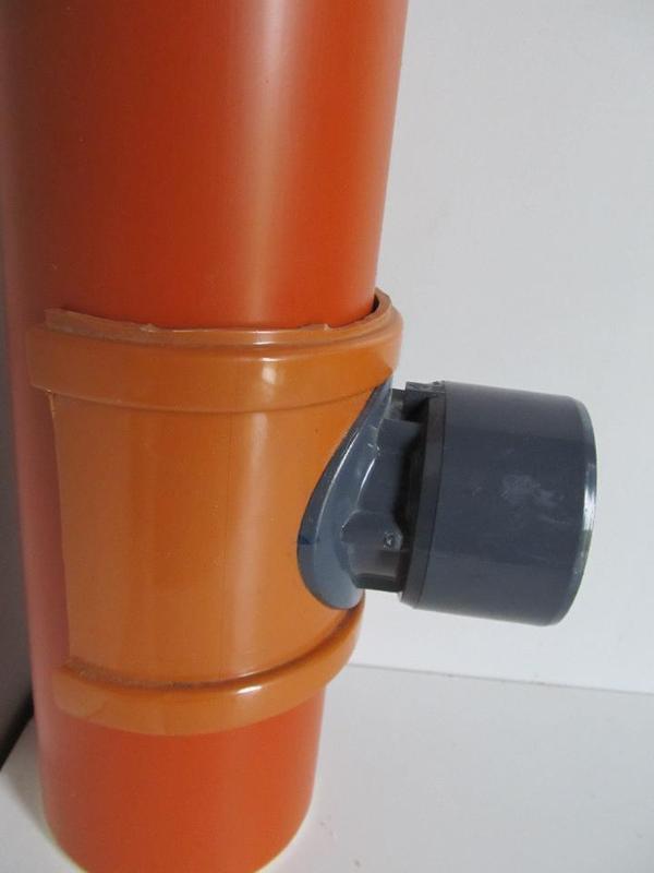 fallrohr filter f r regenwasser aus kl in kaiserslautern sonstiges f r den garten balkon. Black Bedroom Furniture Sets. Home Design Ideas