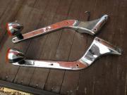 Fenderhalter mit Blinker VN 800