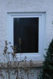 Fenster, 3 weiße