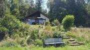 Ferienhaus Goldlauter, Wintergarten,