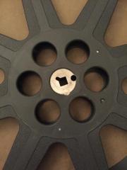 Filmspule 35cm Durchmesser für Moviscop
