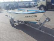 Fischerboot, Karpfenboot, Kleinboot,