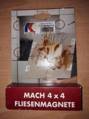 Fliesenmagnete 8-teilig Fliesenrahmen Fliesenklappe Revisionstür