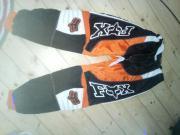 fox motorradhose grösse