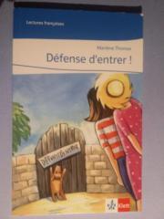 Französisch Lektüre Dé