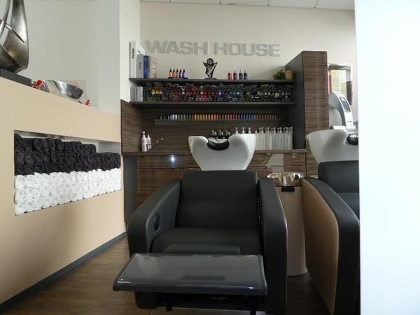 friseureinrichtung waschsessel in kumhausen kosmetik und sch nheit kaufen und verkaufen ber. Black Bedroom Furniture Sets. Home Design Ideas