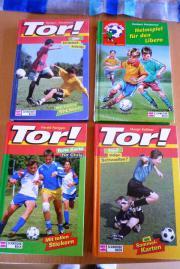 Fußballbücher ab 8