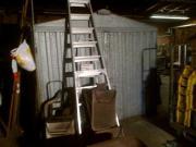 Garage Gartenhaus Geräteschuppen