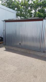 Garage Metall Lager