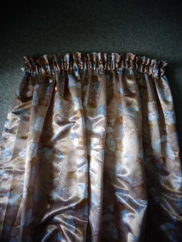 gardinen bergardinen 2 schals 15 00 euro in hamburg. Black Bedroom Furniture Sets. Home Design Ideas