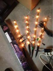 Gartenbeleuchtung 24 V innen und