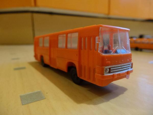gebrauchte ddr miniaturmodelle bus und lkws gr e h0 in. Black Bedroom Furniture Sets. Home Design Ideas