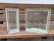 Gebrauchte Glasbausteine