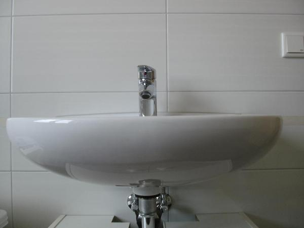 Gebrauchter Waschbecken