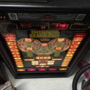 Geldspielautomat Doppelkrone, DM