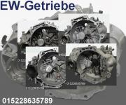 Getriebe NFP VW