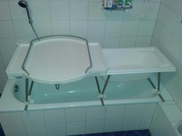 geuther aqualino wickeltisch wickelkombination in lambsheim wickeltische kaufen und verkaufen. Black Bedroom Furniture Sets. Home Design Ideas